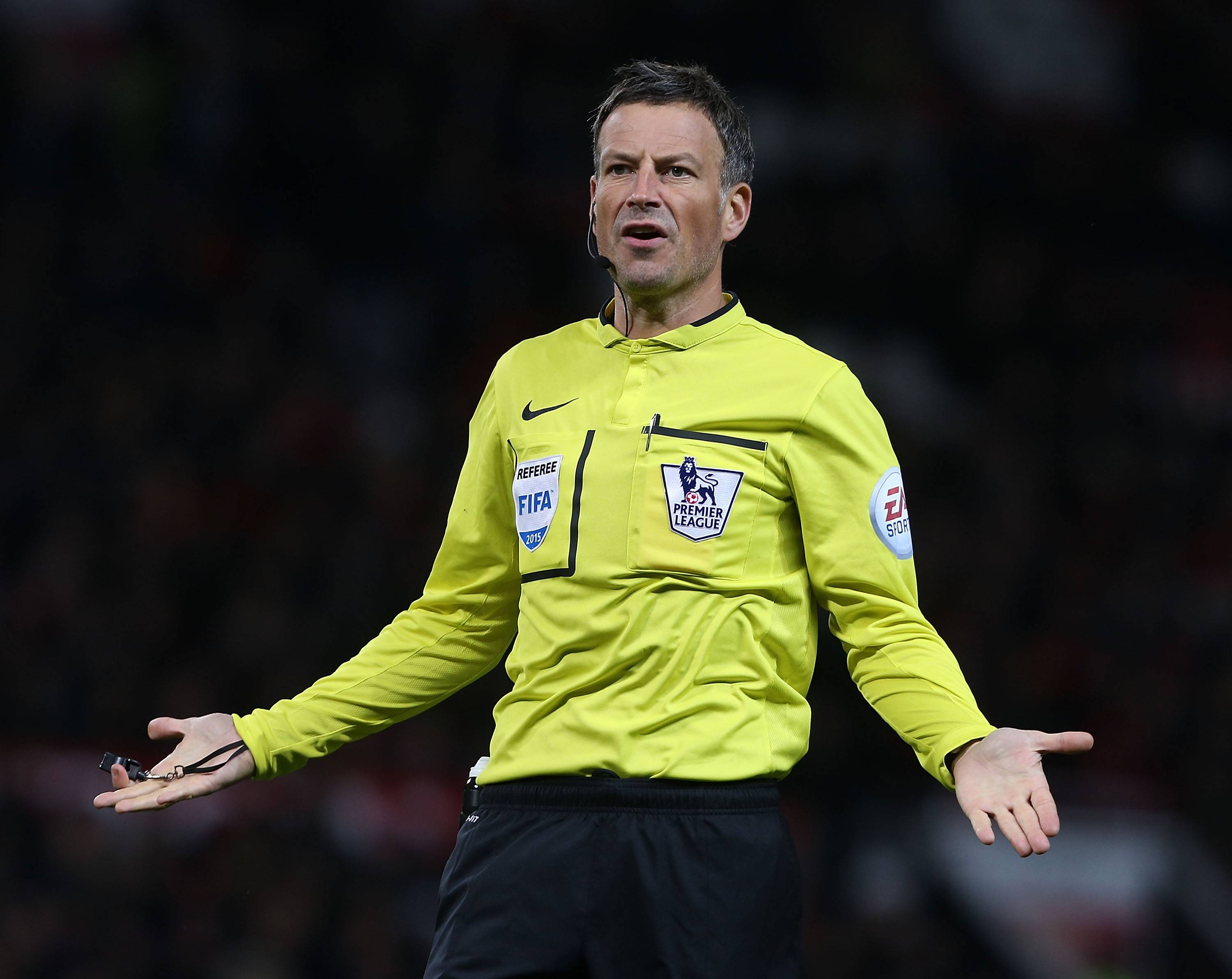Mark Clattenburg leaves England to take up role in Saudi Arabia