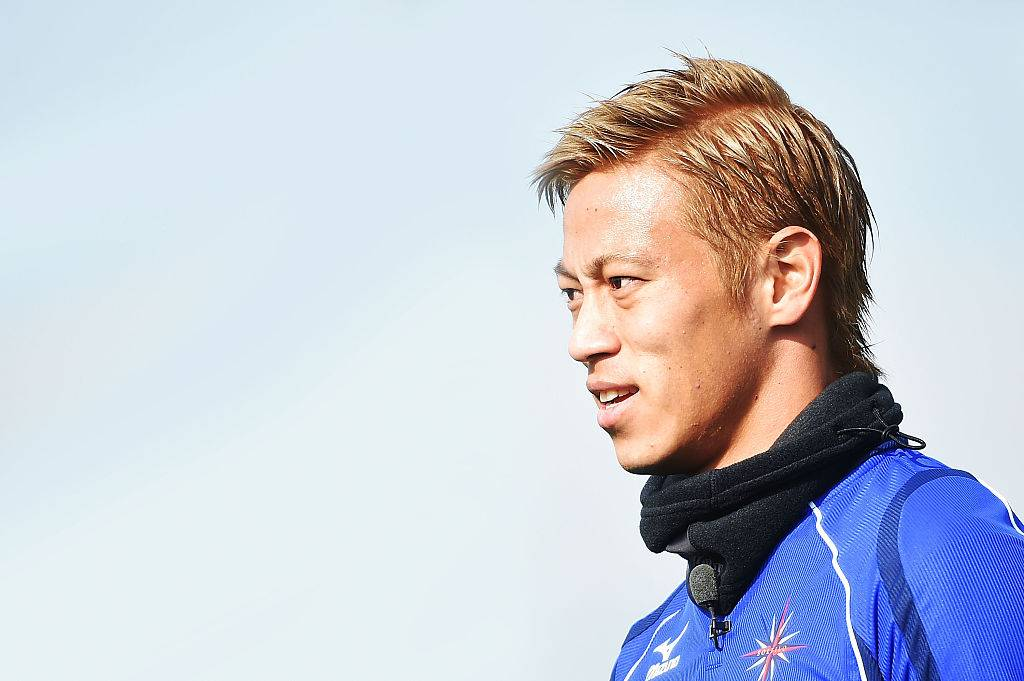 Report: Keisuke Honda could be MLS-bound with Sounders move