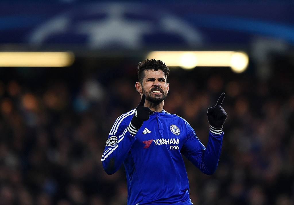 Tianjin Quanjian to offer record-breaking wage for Diego Costa