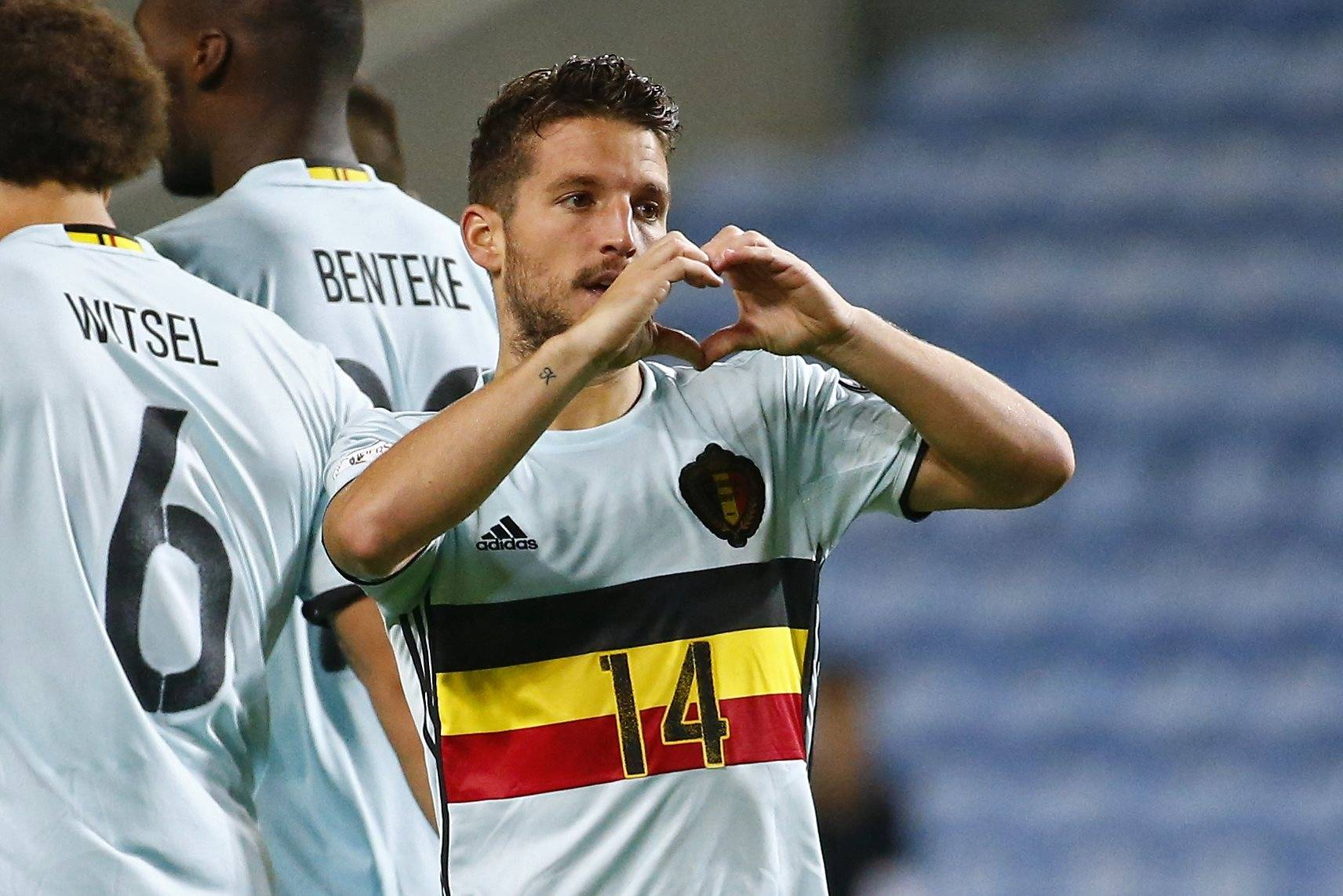 Dries Mertens: China move would have disappointed my parents