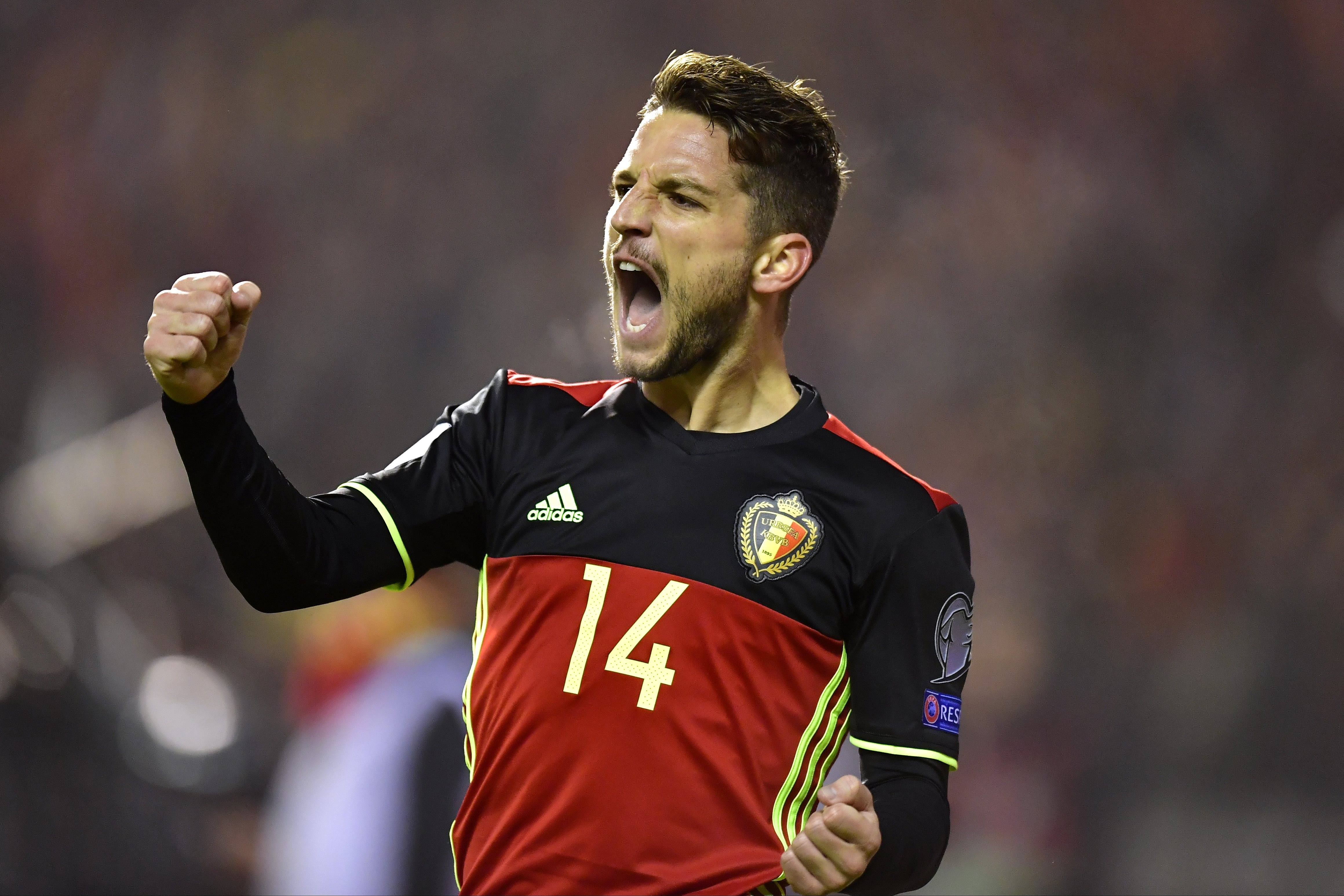 Dries Mertens turns down lucrative move to China