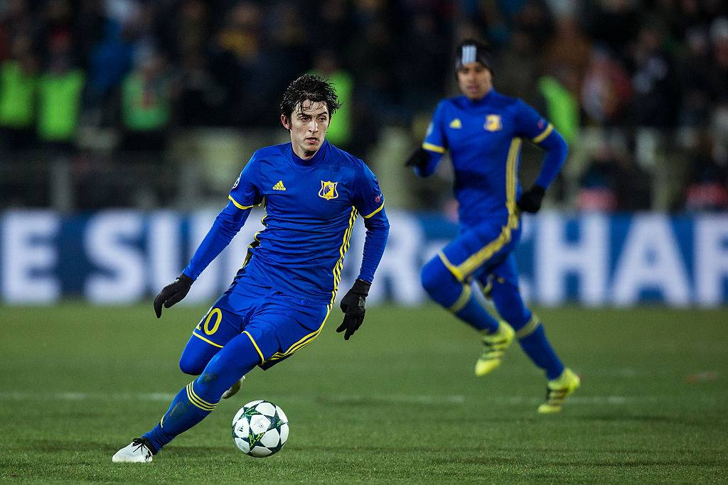 VIDEO: Sardar Azmoun shines as Rostov thrash Tom Tomsk in Russia