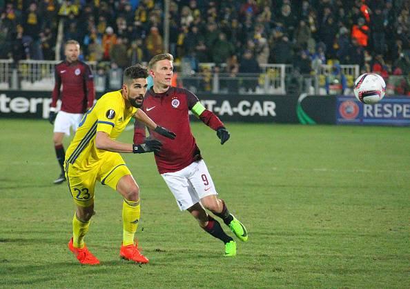 Henan Jianye sign Borek Dockal from Sparta Prague