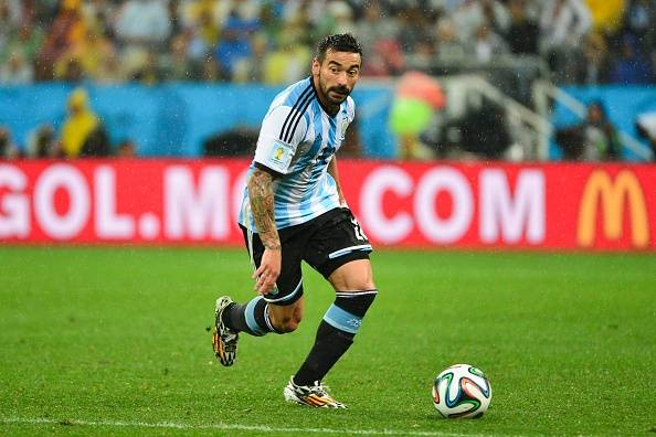 Ezequiel Lavezzi wants to leave China for Napoli return