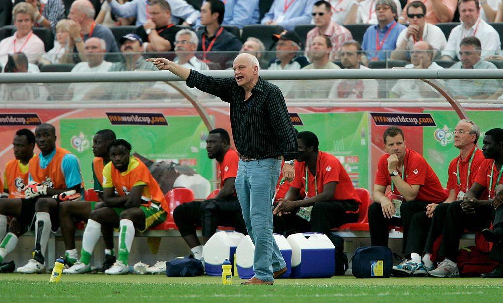Afghanistan appoint Otto Pfister as national team head coach