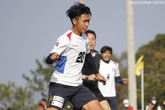 Thailand hot prospect Sittichok Phaso makes J3 League debut