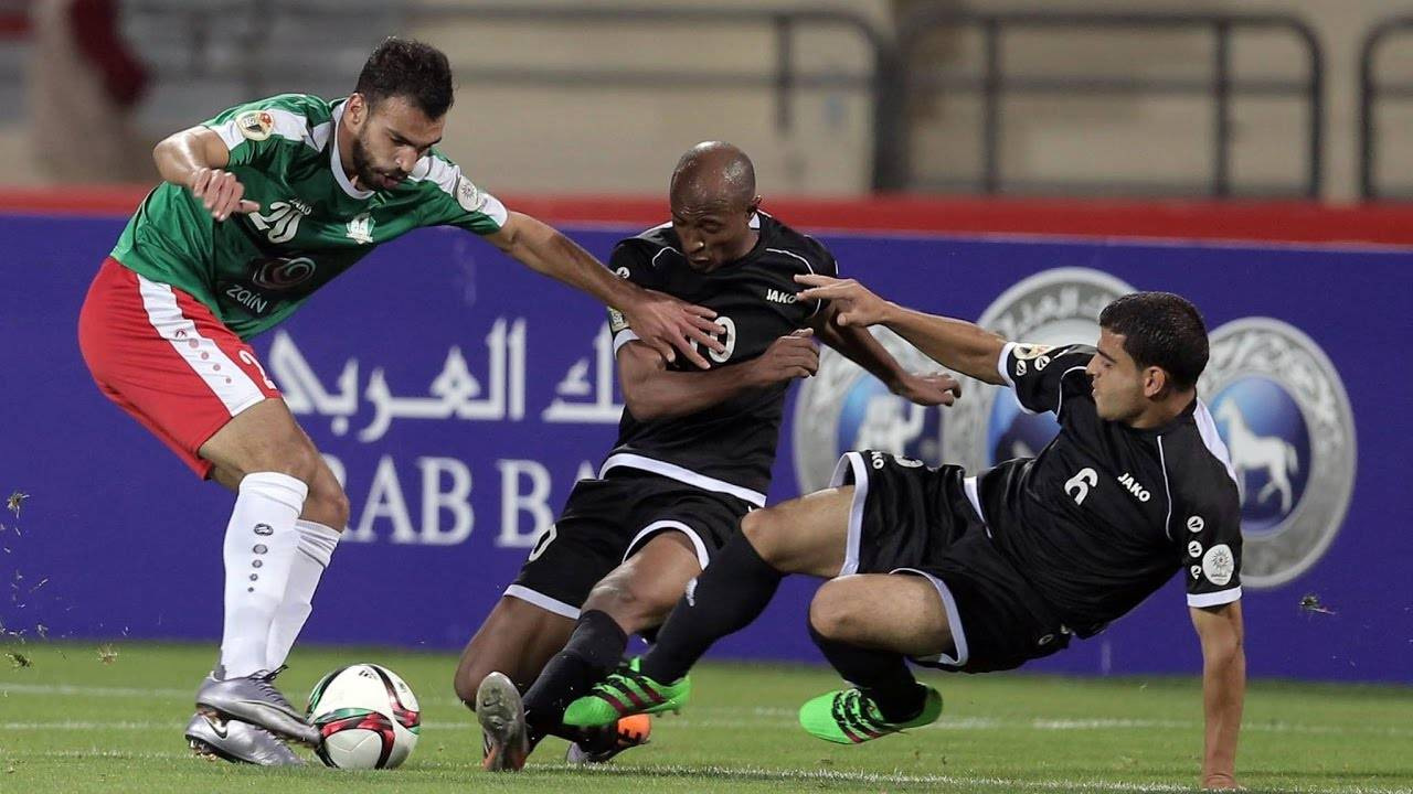 WATCH: Jordanian forward misses an unbelivabale chance in AFC Cup match