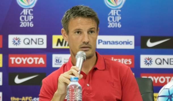 Penang boss Ashley Westwood given four-match touchline ban