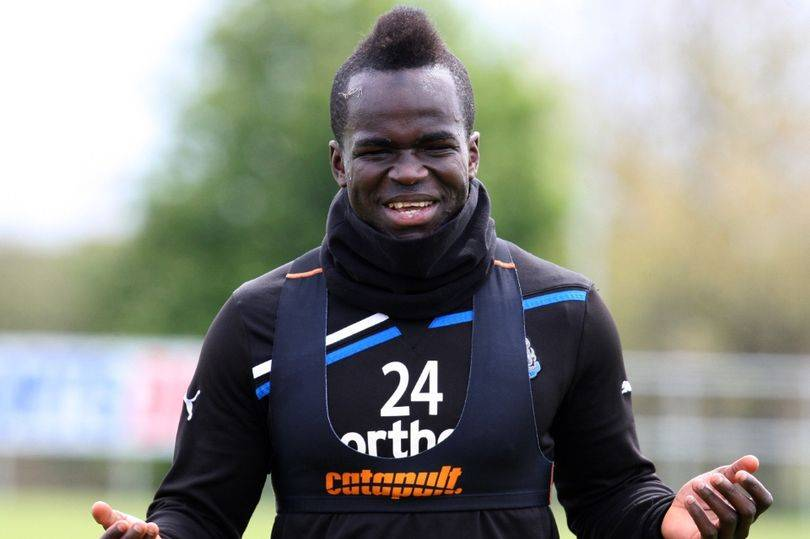 Cheick Tiote joins Beijing Enterprises from Newcastle United