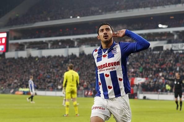 VIDEO: Ghoochannejhad scores a brilliant goal for Heerenveen