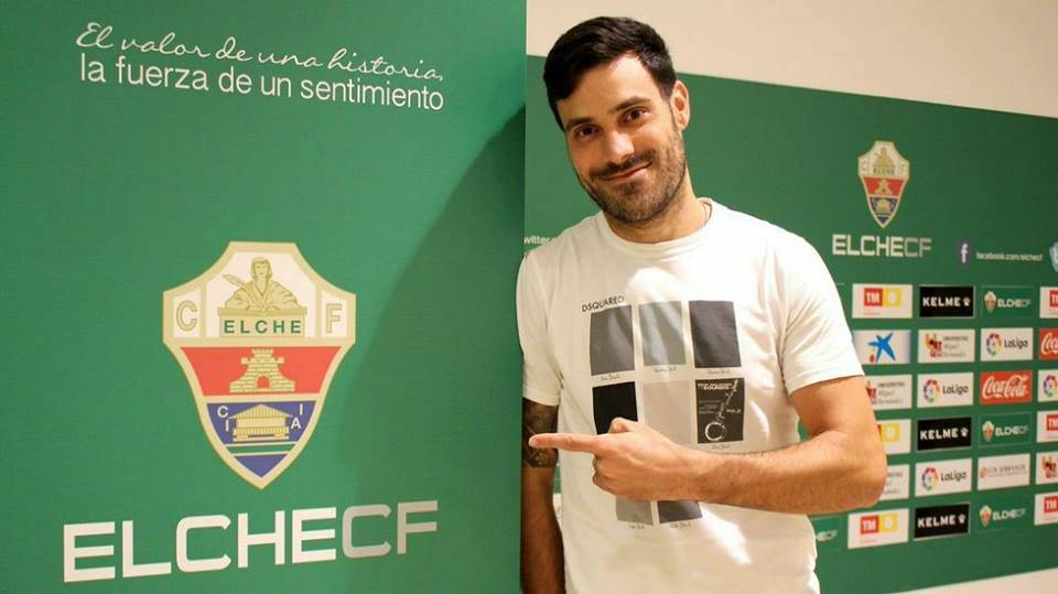 Andres Tunez joins Elche on loan from Buriram United