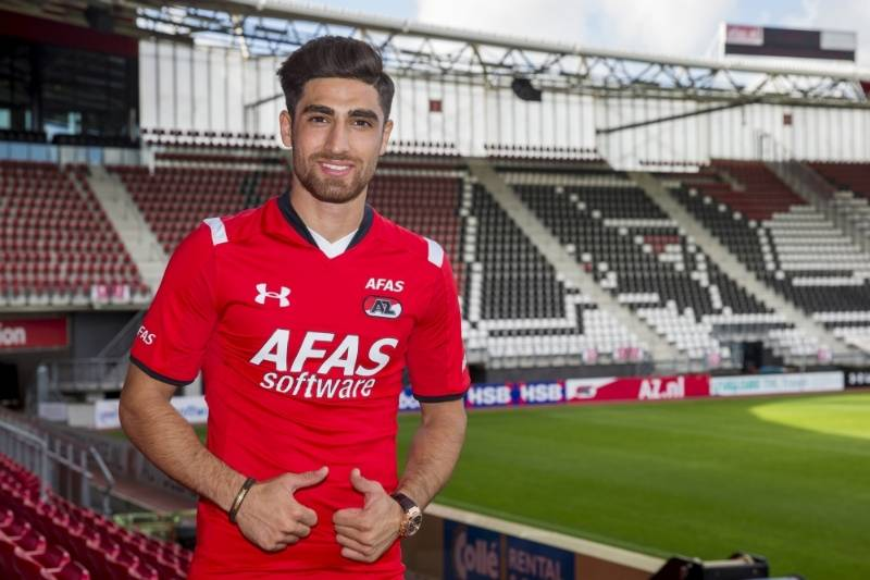 Interview: Alireza Jahanbakhsh on new season target