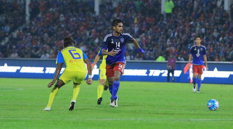 Hariss Harun joins Spanish club on year-long loan