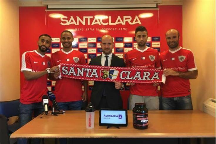 Former Al-Ain footballer Adel Jamal joins Santa Clara