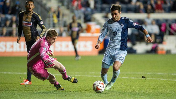 Soony Saad joins Sporting Kansas City on 2-year deal