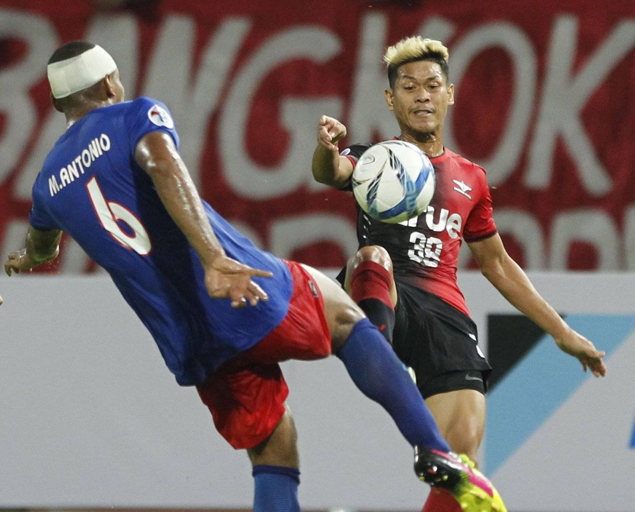 Johor Darul Ta'zim, Sukhothai advance in AFC Champions League play-off