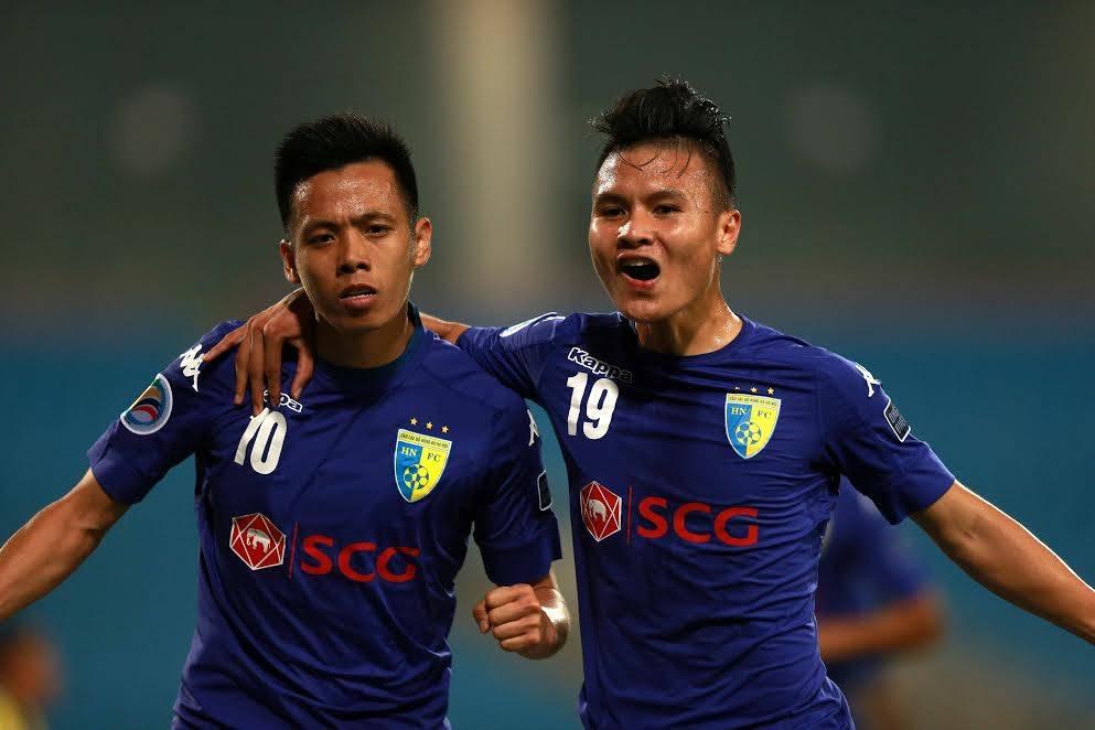 VIDEO: Vietnamese Nguyen Van Quyet scores scissor-kick in AFC Cup match