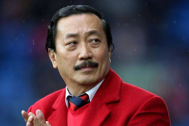 Malaysian tycoon Vincent Tan to sell Cardiff City