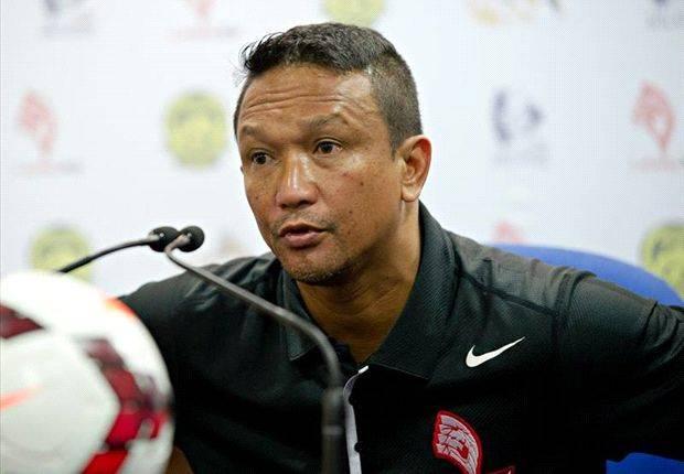 Fandi Ahmad takes charge of Singapore U-20 team