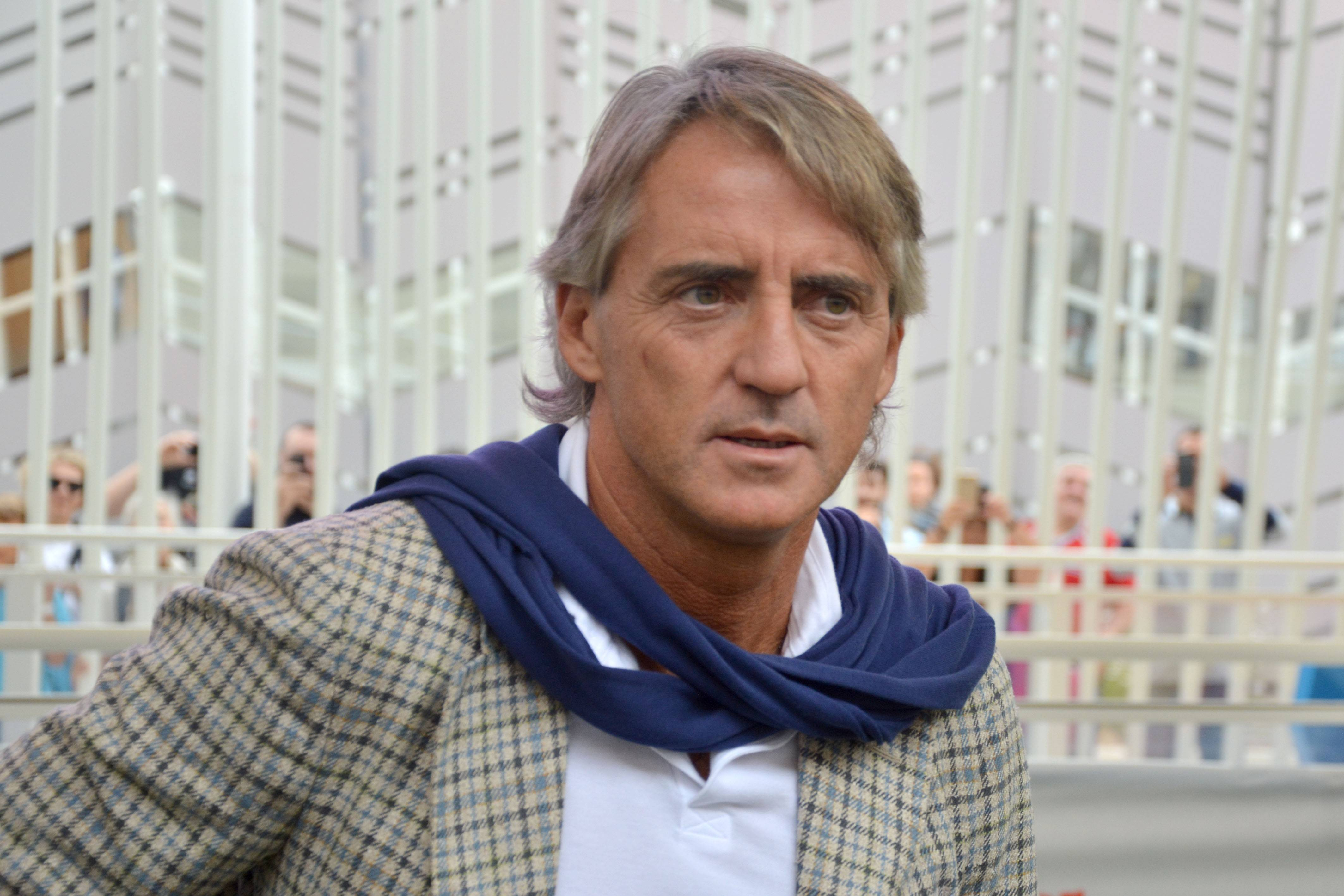 Roberto Mancini turned down offer from China