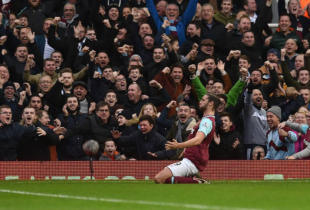 West Ham reject Chinese Super League bids for Andy Carroll