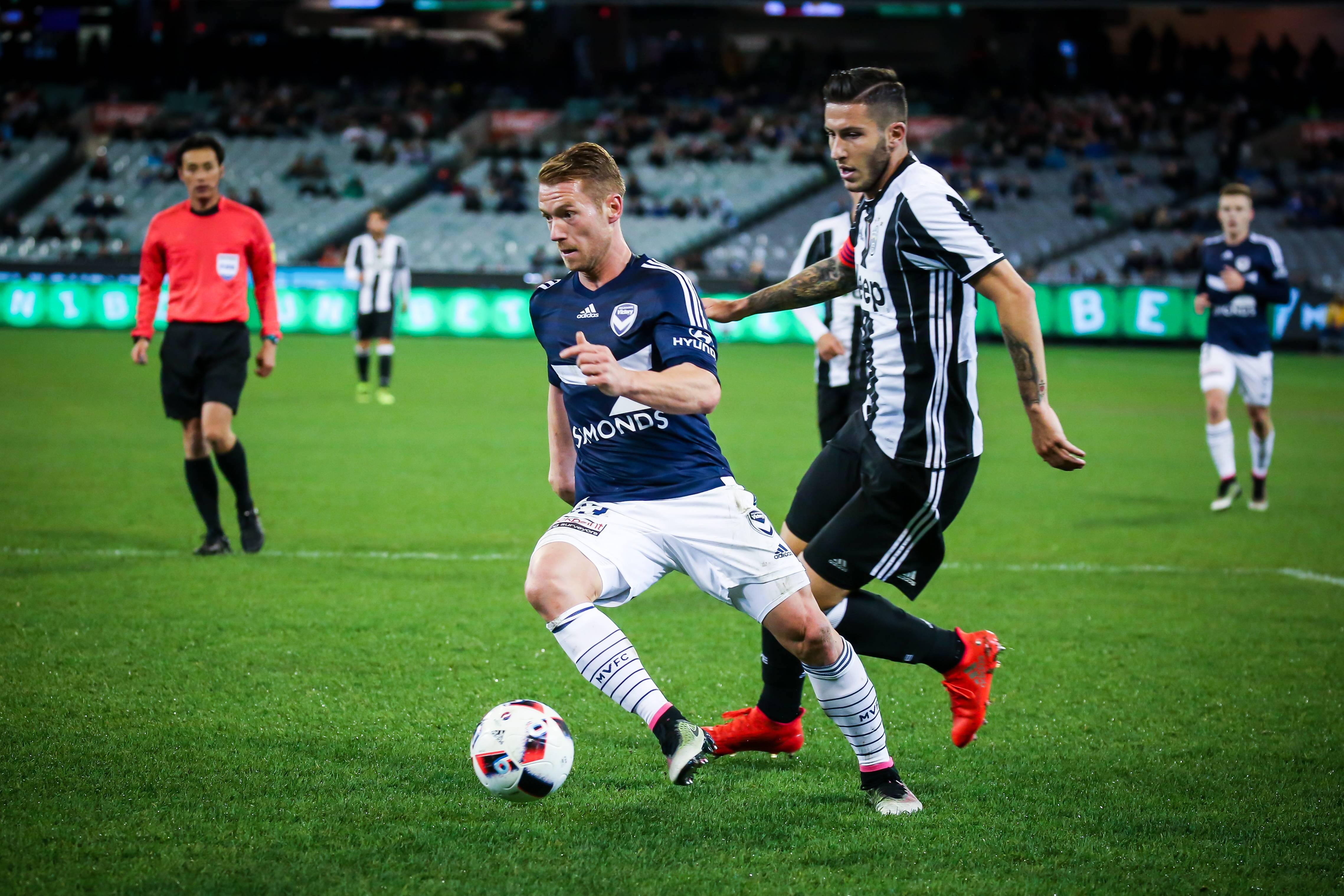 Oliver Bozanic leaves Melbourne Victory for Ventforet Kofu
