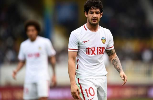 WATCH: Alexandre Pato has a nightmare debut at Tianjin Quanjian