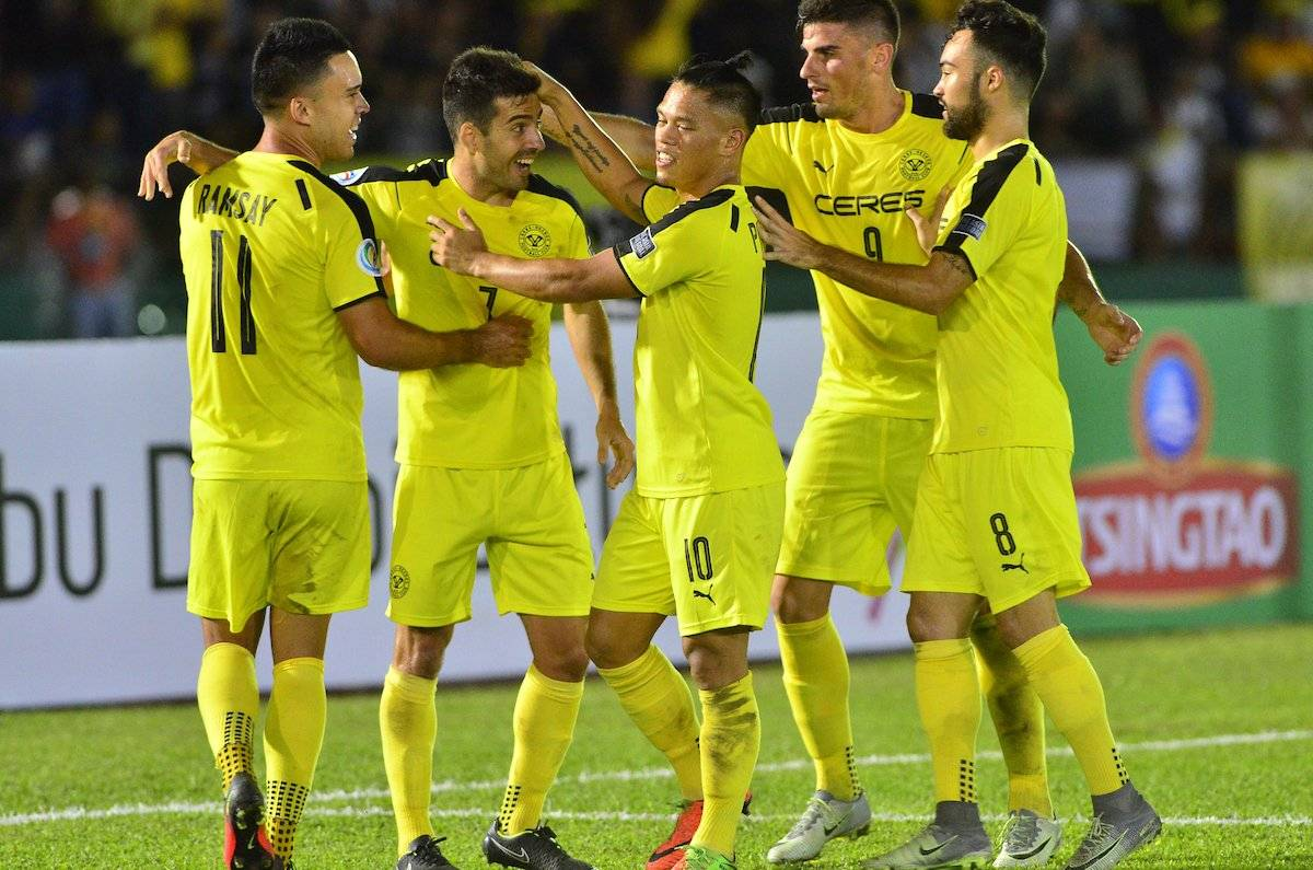 AFC Cup Wrap: Ceres-Negros thrash Tampines Rovers