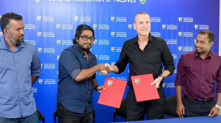 Maldives hire foreign coach with the aim of winning SAFF Championship 2017