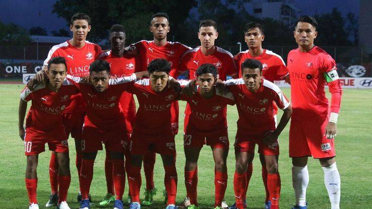 AFC Cup: Home United came from behind to defeat Than Quang Ninh