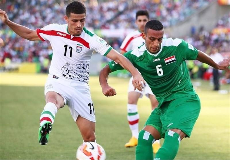 Iran to play Iraq in March friendly