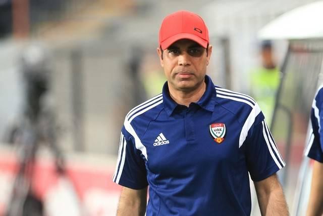 UAE coach Mahdi Ali leaves after loss to Australia