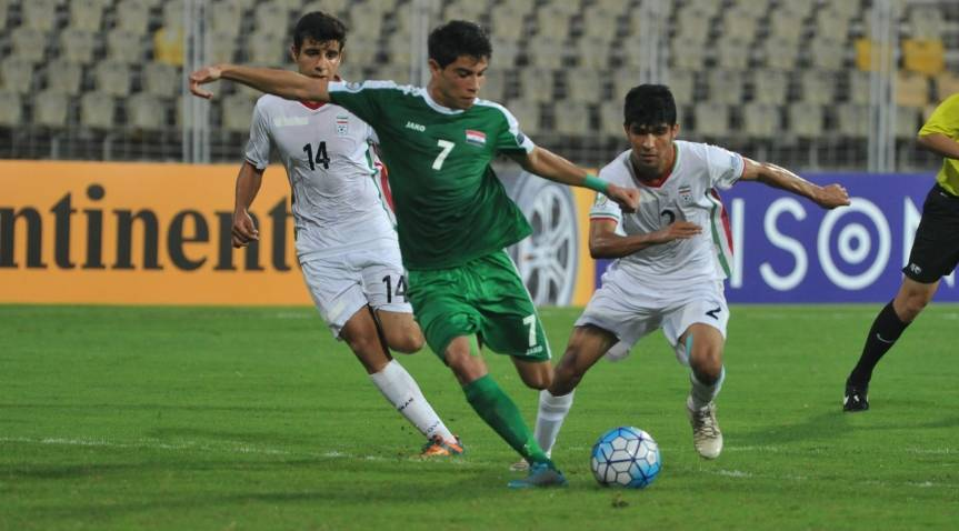 Iraq legend Younis Mahmoud an inspiration for young Mohammed Dawood