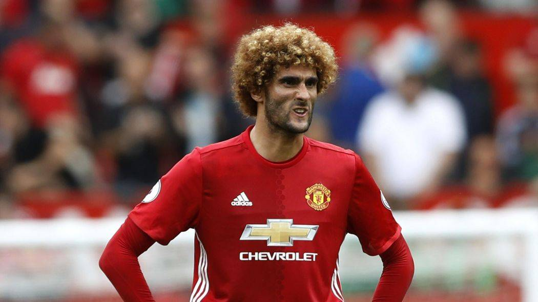 Marouane Fellaini refuses to rule out leaving for China