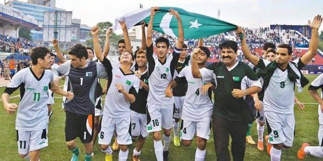 Pakistan withdraw from 2018 AFC U-23 Championship Qualifiers