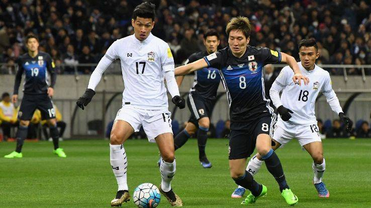 Former Japan U-22 assistant in the mix for Thai national team post