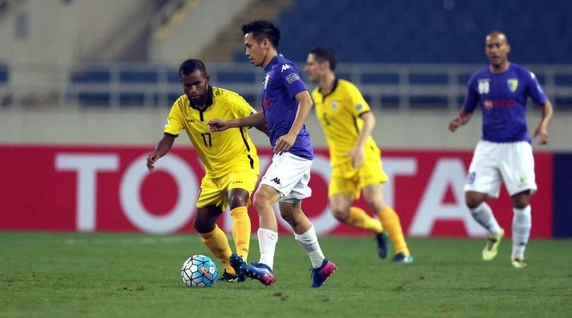AFC Cup: Hanoi FC triumph against Tampines Rovers