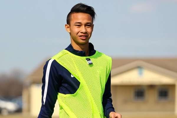 Wan Kuzain Wan Kamal in contention for Malaysia U-23 call-up