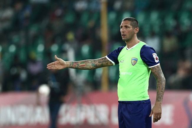 Marco Materazzi leaves Chennaiyin FC after three seasons
