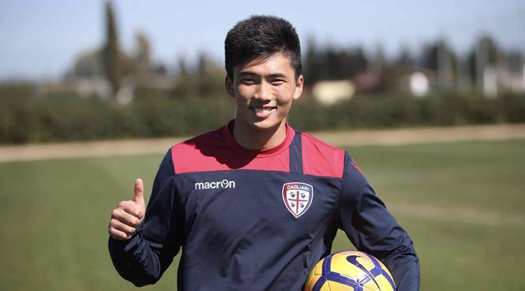 Han Kwang-song becomes the first North Korean to play in Serie A