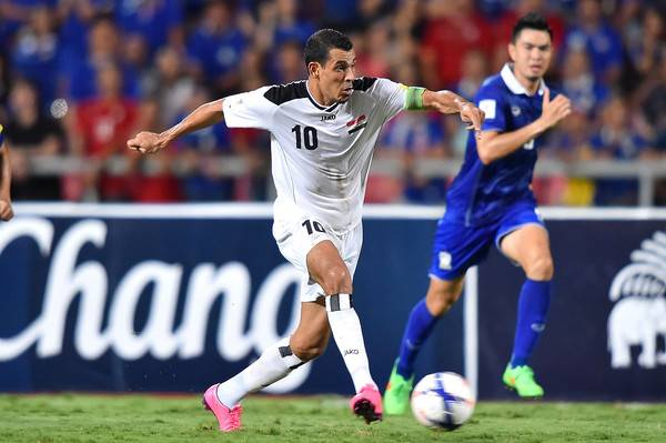 Friendly match between Iran and Iraq canceled