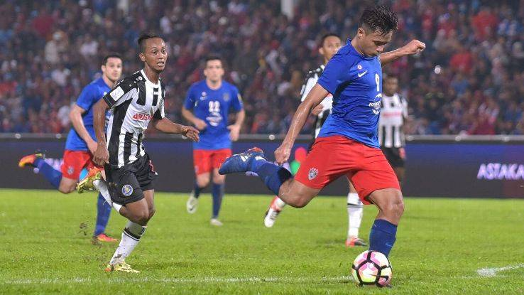 JDT clinch fourth consecutive Malaysian Super League title