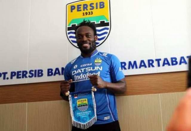 Image result for persib essien