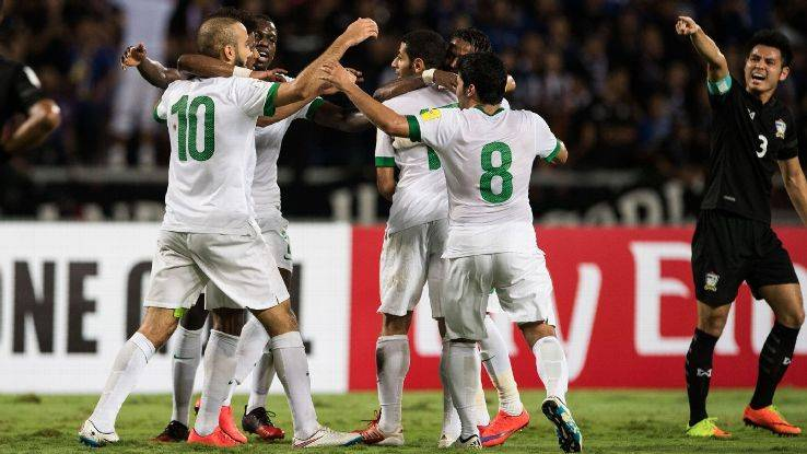 World Cup Qualifiers: Japan and Saudi Arabia on course for Russia 2018