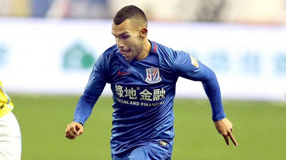 Carlos Tevez's future remains uncertain – Shanghai Shenhua team manager