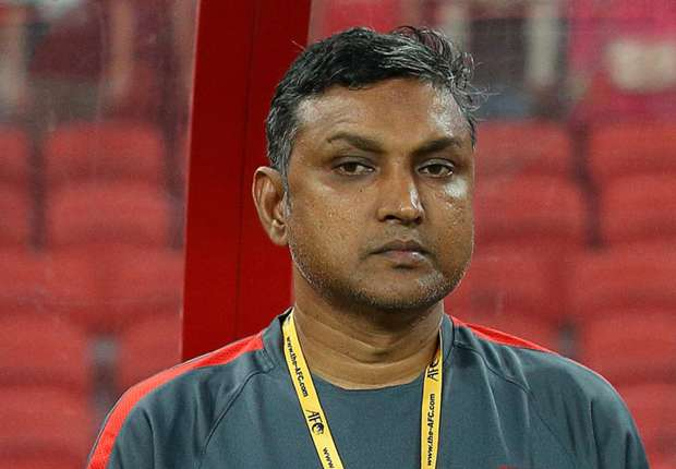 V. Sundram Moorthy steps down as Singapore national head coach