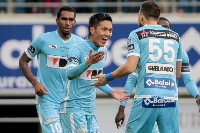 Yuya Kubo scores winner for Gent in Belgian league match