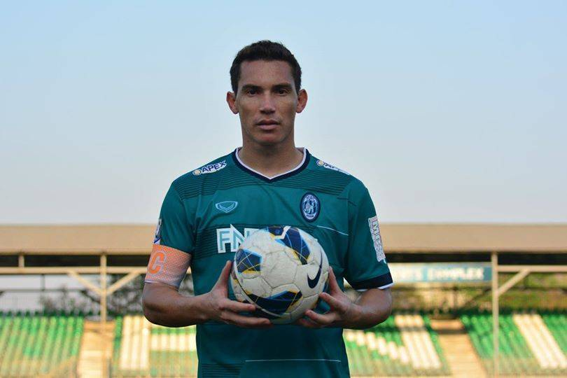 Cezar Augusto completes return to Yangon United