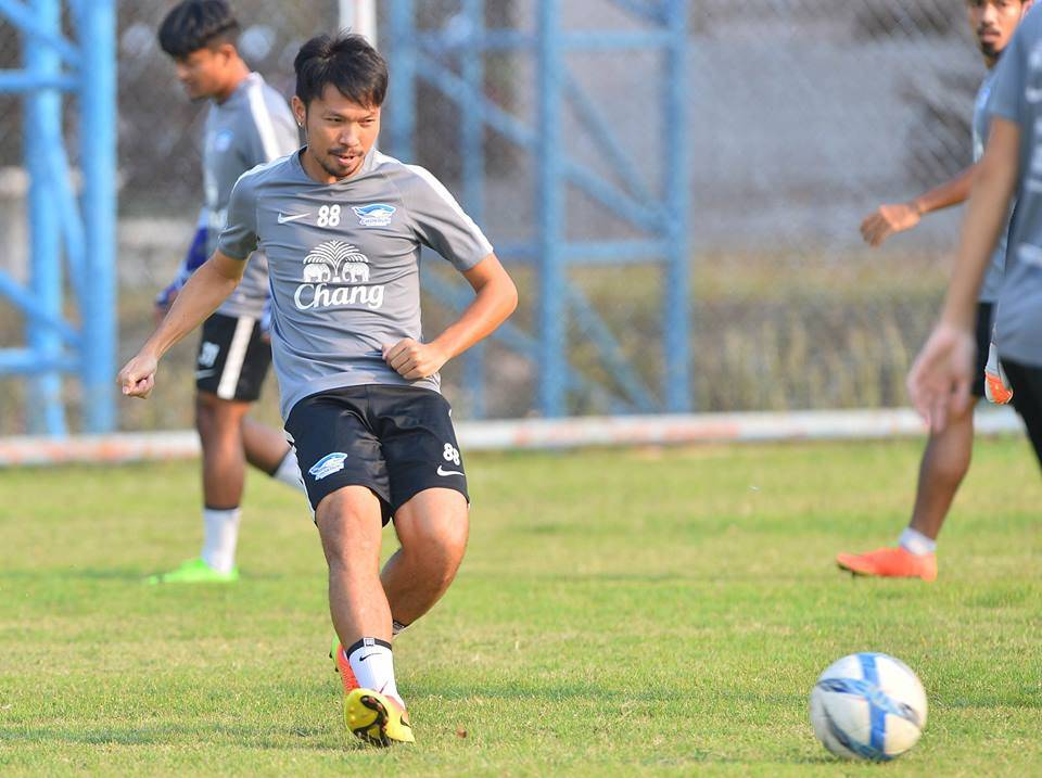 Thai youngster Kritsada Kaman sets for trial with J3 League side