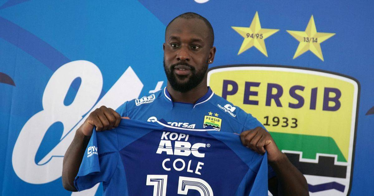 Carlton Cole: Persib Bandung fans and players deserve better
